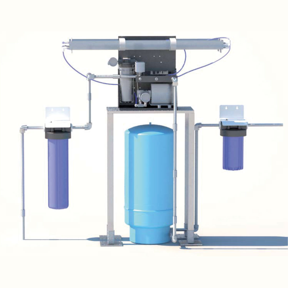 Why choose a PureH2O Purity Professional tap water purifier