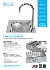 HydreauBar-1 Tech Spec
