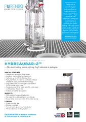 HydreauBar-2 Tech Spec