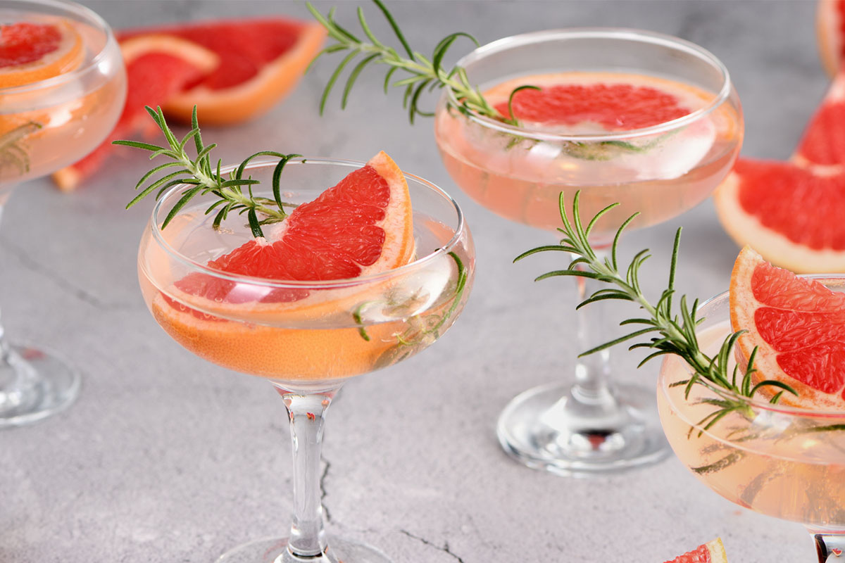 Use cordial to make zero alcohol spritzers